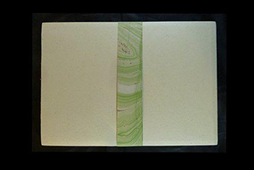 paperfreak: HanfKARTON Hanfpappe Hanf-Postkartenkarton Hanfpapier handgeschöpft A4 30 Bogen Bund - auch für Label/Etiketten - hemp paper cardboard