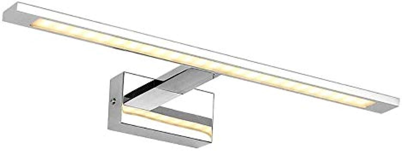 CZZ Spiegelscheinwerfer Acryl Led Badezimmer Make-Up Lampe Badezimmerspiegelwandlampe Spiegelschrank Licht
