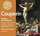 Couperin : Leçons de ténèbres - Pièces de clavecin. Monoyios, Haller, Perret, Warnier, Coudurier, Gester, Mandrin, Zylberajch.