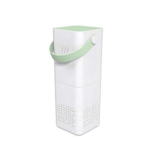 Luchtreiniger Filter Ionisator Allergeen Bloemstof Schadelijk Huidschilfers Roet Pm2.5 Eliminator Luchtverfrisser,Light grayish green