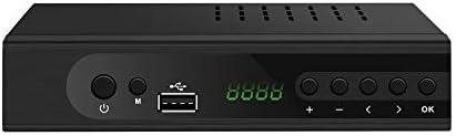 DveeTech ATSC Digital TV Converter Box, 1080P Converter with PVR Recording&Playback, HDMI Output, TV Tuner Function