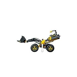 Amazon.co.jp - レゴ テクニック ボルボ コンセプトホイールローダー XEUZ 42081