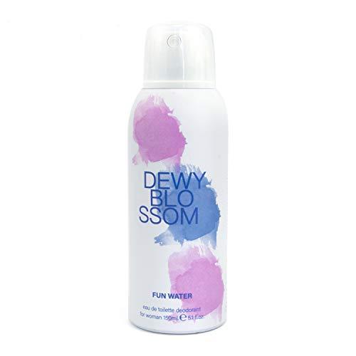 Fun Water - Dewy Blossom Déodorant en vaporisateur pour femme, 150 ml