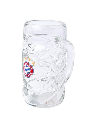 FC Bayern München Maßkrug Logo 1l