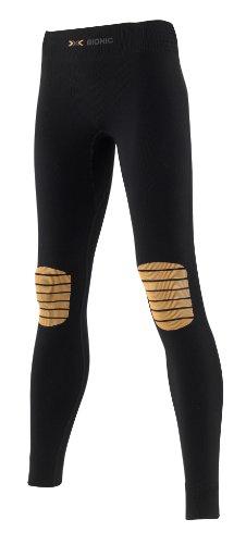 X-Bionic Energizer Multi-Sport pour Femme Long Pantalon XL Multicolore - Noir/Orange