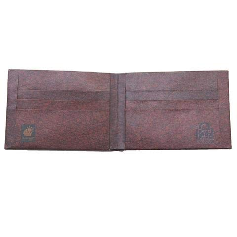 Dura Wallet Slim RFID Blocking Men's Style Wallet by BulbHead - Includes One Brown Wallet - As Seen on TV - Less Bulky Than a Standard Wallet