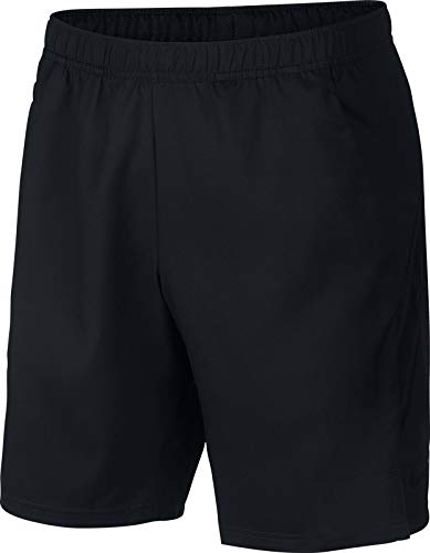 Nike Herren M NKCT DRY 9IN Shorts, Schwarz (Black), S