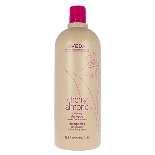 AVEDA Cherry Almond Shampoo, 1000 ml SG_B07FJ6TW4G_US