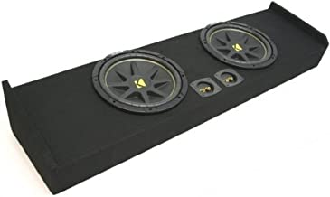Compatible with Ford F-150 09-12 Super Crew Cab Truck Dual 12