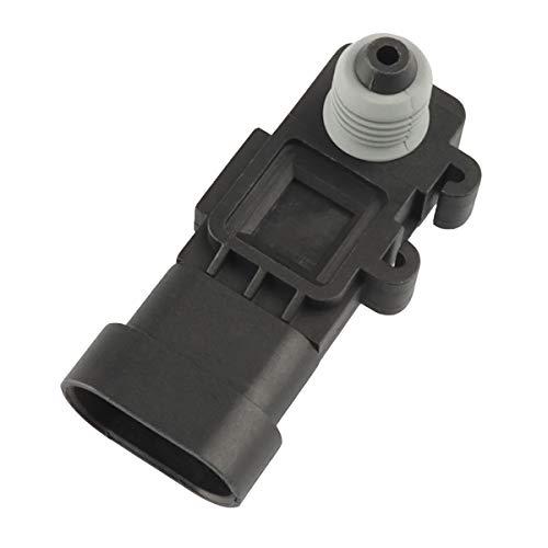16238399 Fuel Tank Pressure Sensor Compatible with Chevy, Buick, GMC, Cadillac, Pontiac - Avalanche, Suburban, Express, Impala, Silverado, Tahoe, Sierra, Yukon - Fuel Pressure Sensor Vapor Vent (EVAP)