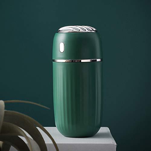 XPNAQI USB Car Portable Mini Cool Mist Humidifier