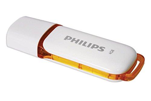 Philips Unidad Flash USB FM04FD70B/10 - Memoria USB (4 GB, USB 2.0,...