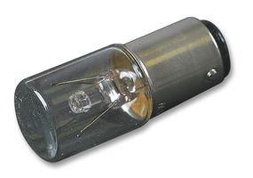 WERMA 95584035 Glühlampe 5W BA15D 24V, 24 V