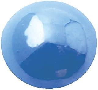 グラスパールラウンド 5mm(各30個) ブルー