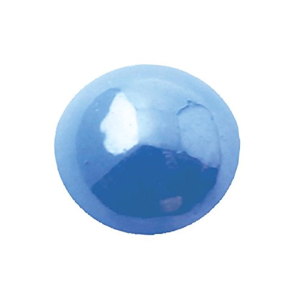 黙ライオネルグリーンストリートアカデミーグラスパールラウンド 5mm(各30個) ブルー