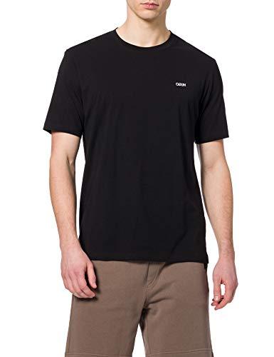HUGO Herren Dero212 T-Shirt, Black1, M