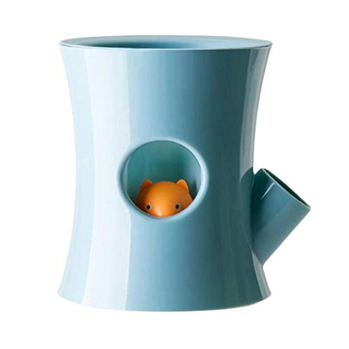 TOPofly Auto-riego Tiesto suculento de Planter absorbentes de Agua Libre de Agua de riego hidropónico Mismo Perezoso del plantador de la Maceta de Bonsai Pot para la decoración casera