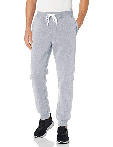 3. Southpole Men Active Basic Jogger Fleece Pants