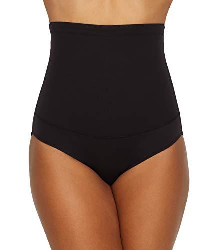 Maidenform Flexees Women's Shapewear Hi-Waist Brief Firm Control, Black, X-Large