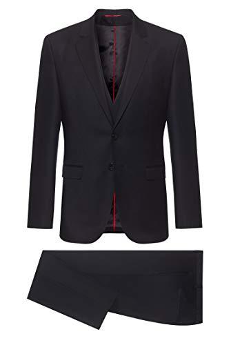 HUGO Herren Arti/Hesten211V1 10232153 01 Anzug, Black1, 52