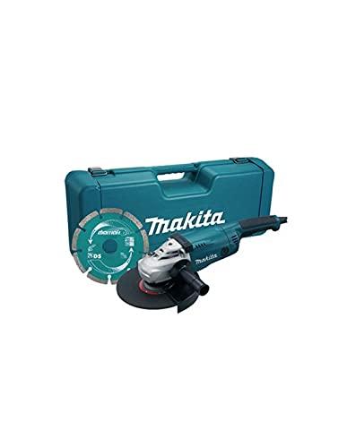 Makita GA9020RKD Amoladora, 2.2 W, 220 V, Negro