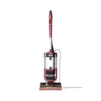 Shark ZU561 Navigator Lift-Away Speed Self Cleaning Brushroll Lightweight Upright Vacuum with HEPA Filter Red