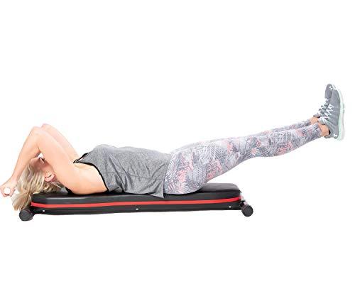 uready Classic Bench | Bauchbank für Beinheben | zum trainieren der Bauchmuskulatur