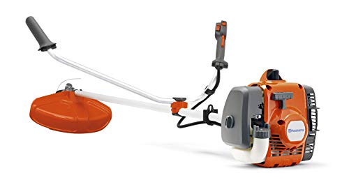 "Husqvarna 129R 17"" Cutting Path Gas Brushcutter,Orange"
