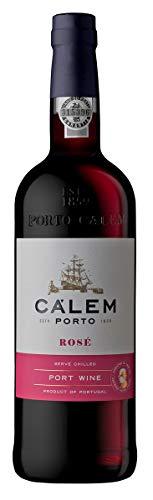 Vino de Oporto Calem Rosé - Vino Fortificado - 1 Botella 75cl