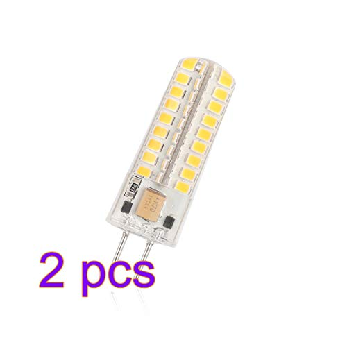 Prenine GY6.35 LED-Lampe, 72-LED-Lampe, 12 V, 7 W, SMD2835, Silizium, entspricht 60 W Halogenlampe, nicht dimmbar
