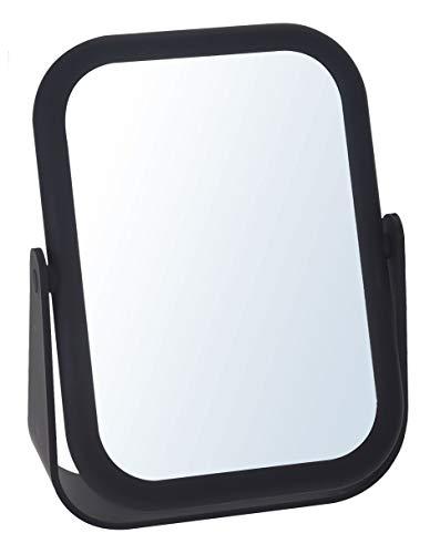 MIK Funshopping Schminkspiegel Kosmetikspiegel Bad-Spiegel zweiseitig mit Vergrößerung zum Schminken und Frisieren