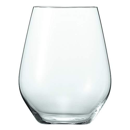 Spiegelau & Nachtmann, 6-teiliges Universalbecher-Set , Kristallglas, Authentis Casual, 4800191