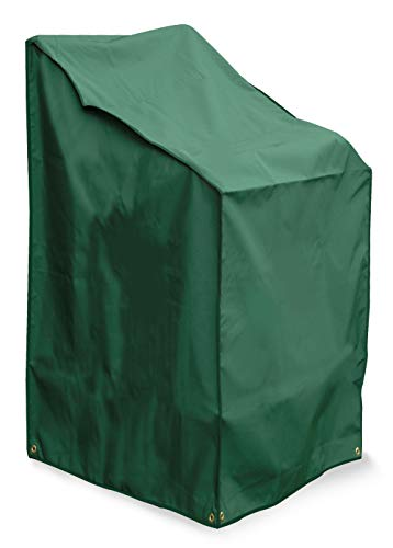 Bosmere Protector 6000 Dark Green Stacking/Reclining Chair Cover - Green, C570