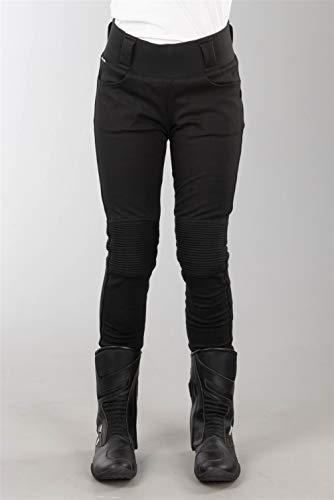 Richa Black Kodi Leggings X pantalones de motocicleta para mujer