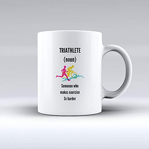 N\A Puedo parecer Tranquilo, Pero en mi Cabeza te picoteé 3 Veces - Taza de té de Bebida de café Taza de Regalo Divertida de cerámica Taza de Oficina - Taza de 11 oz