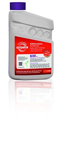 BASF 10012411 G30 Kühlerschutz Konzentrat, 1 Liter