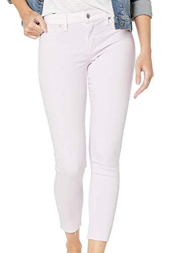 Joe's Jeans Women's ICON Midrise Skinny Crop Color Jean, Lavender, 25