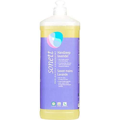 Sonett Handseife Lavendel Flüssigkeit - 1000ml