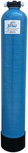 Portable 'Mobile-soft-water' Water Softener 32,000 Grain Capacity Manual Regeneration