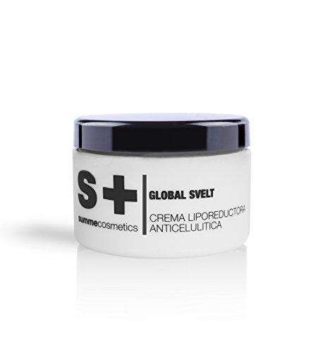 Summecosmetics- 20104- GLOBAL SVELT Crema Liporeductora Anticelulítica 450ml