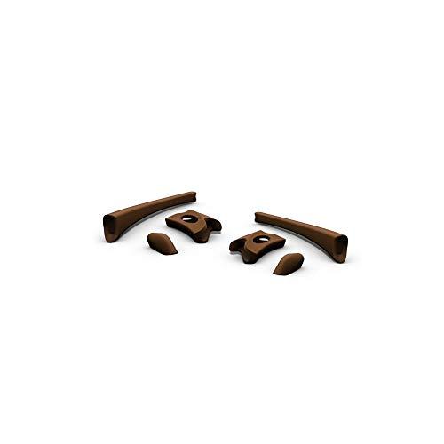 Oakley Rootbeer Flak Jacket Ohr-/Nasen-Ohr-, Nasen- & Socken-Sets