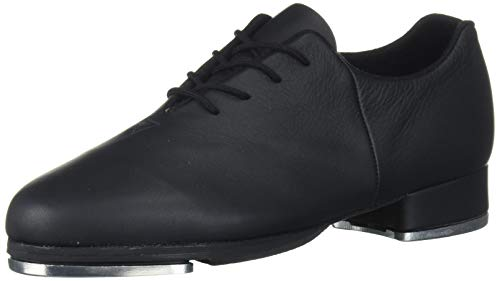 Bloch Women's SYNC TAP Dance Shoe, Black, 8 M US