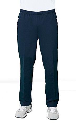 Michaelax-Fashion-Trade Authentic klein - Herren Sport und Freizeit Hose in verschiedenen Farben (53021), Farbe:Marine (880), Größe:114