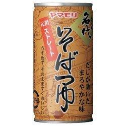 ヤマモリ 名代そばつゆ195g缶×30本入×(2ケース)