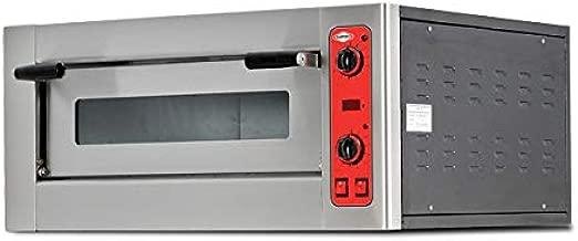 Empero EMP.9 Pizza Fırını - Tek Katlı - Elektrikli - 9 x 30 cm Pizza kapasiteli