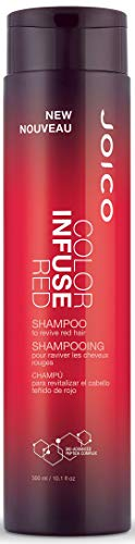 Joico Color Infuse Shampoo, Red, 10.1-Ounce