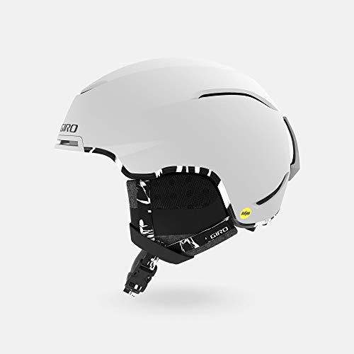 Giro Snow Damen Terra MIPS Skihelm, Matte White Sun Print, M