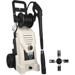 Electrical Pressure Washer With Hose Wheel - 2000PSI - ( PULSAR )