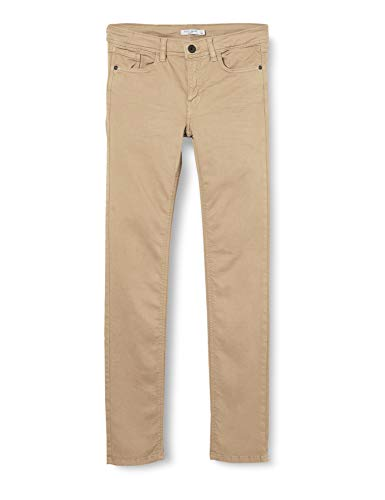 NAME IT Jungen Nkmtheo Twitop Pant Noos Hose, White Pepper, 164