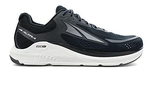 ALTRA Men's AL0A5471 Paradigm 6 Road Running Shoe, Black - 12.5 M US